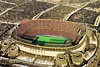 Giants Stadium game, Jan 9, 1994 Aerial Photos - image 12 of 24