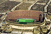 Giants Stadium game, Jan 9, 1994 Aerial Photos - image 11 of 24