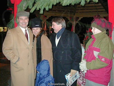 Highlands Tree Lighting 2000