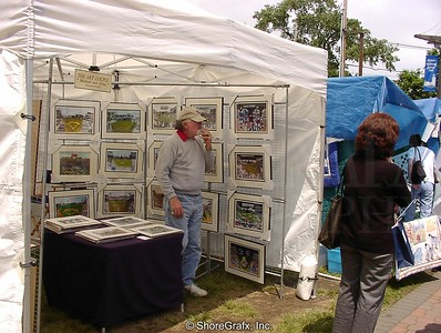 Highlands Seaport Craft Show 2001