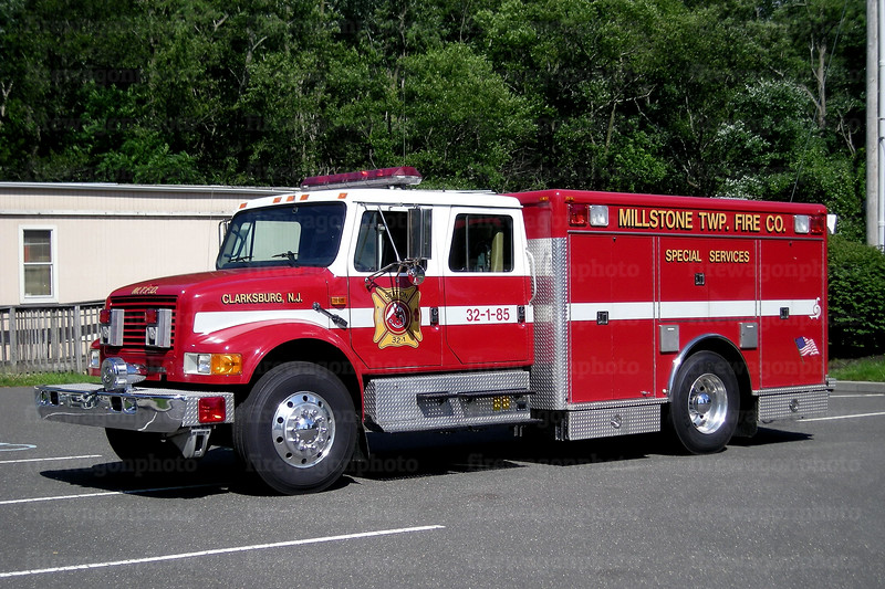 Millstone Township Special Services 32185