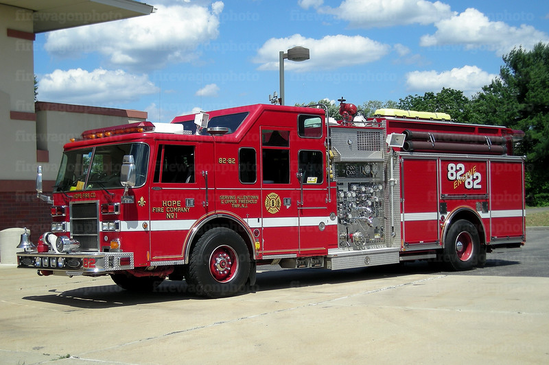 Allentown Engine 82-82