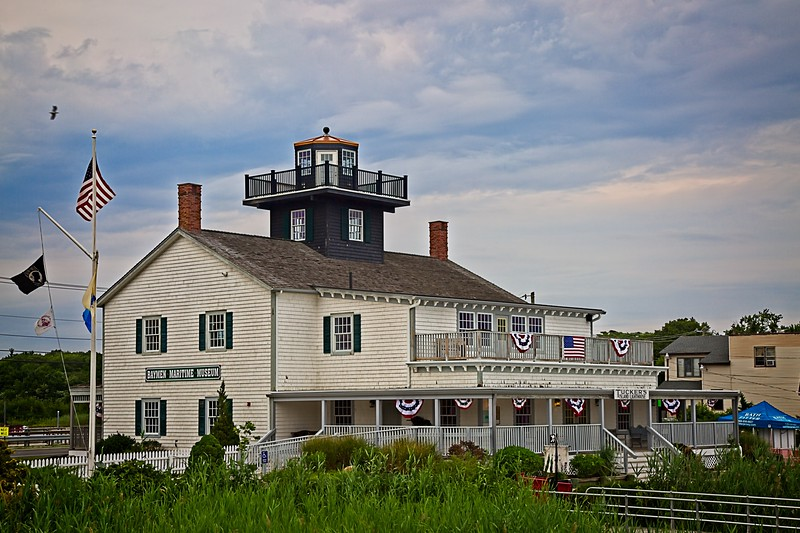 Tuckerton Replica Lighthouse