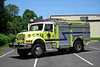 Bordentown Township - Mission Unit 3213: 2001 International/E-One 500/500/30F