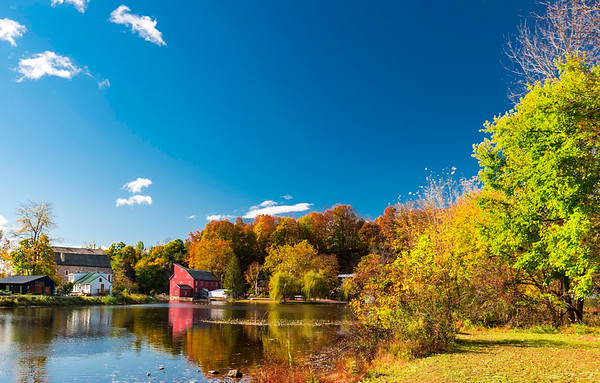 Red Mill-Clinton