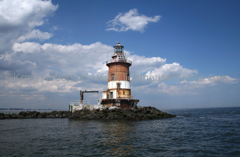 Romer Shoal Lighthouse