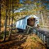 Covered Bridge, Bucks County, PA.