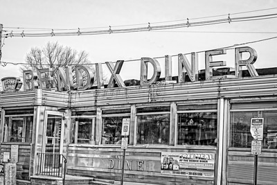 Bendix Diner, Hasbrouck Heights, New Jersey