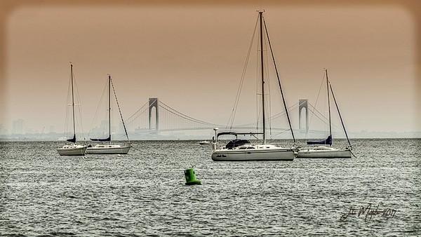 Keyport Harbor NJ