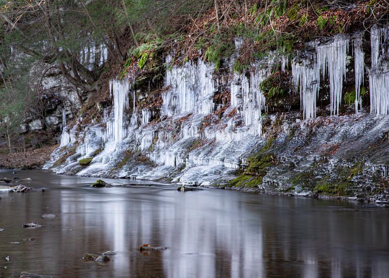 Wickechoke Ice Flow