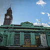 Lackawanna R. R. Waiting Room, Hoboken, New Jersey <p></p> day 18/365 for my 2013 daily photo journal