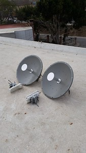 Cambium 5 ghz and TX/RX dishes