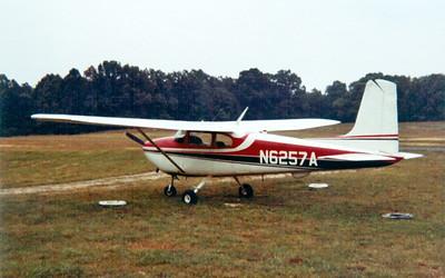 New Kent County VA Airport (historical)
