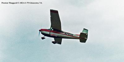 C-182 Preston Thaggard Gloucester 6-1-75 001AB copyABK copy