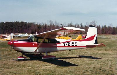 C-182 N7215E Preston