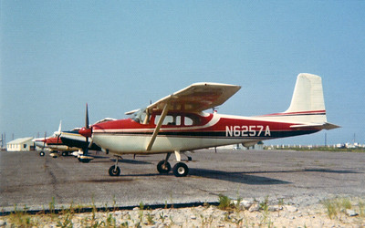 C-182 N6257A Tangier