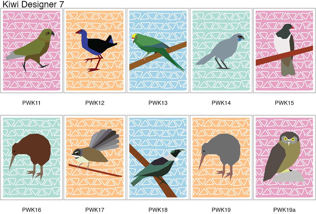 Kiwi Designer Range