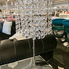 A new furniture store called Sam's Furniture & Liquidation Outlet has opening in the former Shaw's Supermarket space in Leominster. One of the lamps they sell. SENTINEL & ENTERPRISE/JOHN LOVE