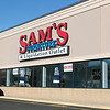 A new furniture store called Sam's Furniture & Liquidation Outlet has opening in the former Shaw's Supermarket space in Leominster. SENTINEL & ENTERPRISE/JOHN LOVE