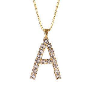 Letter A / Crystal