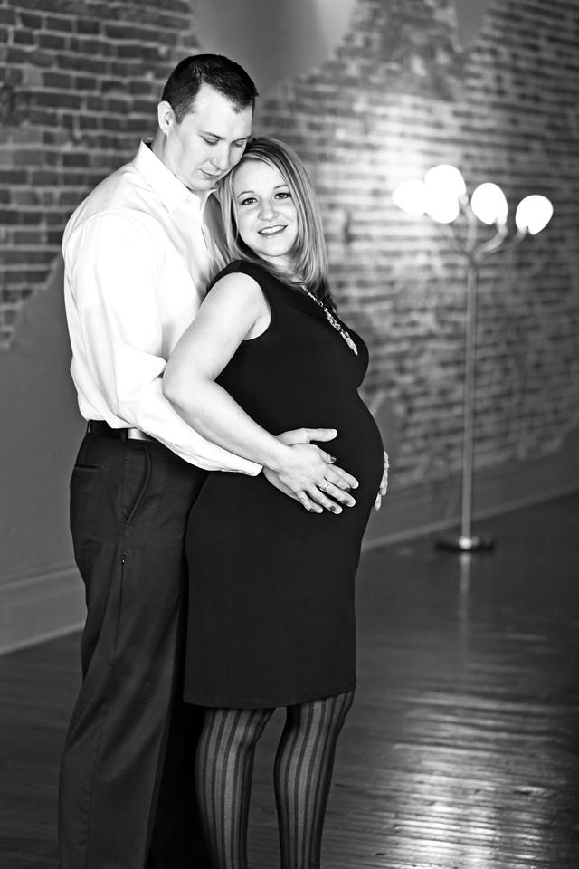Campbell Maternity-12b&w
