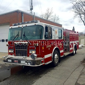New London County Fire Departments - CT