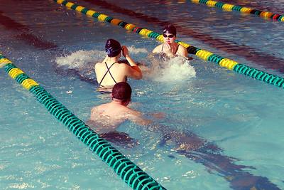 East Lyme @ New London Swim