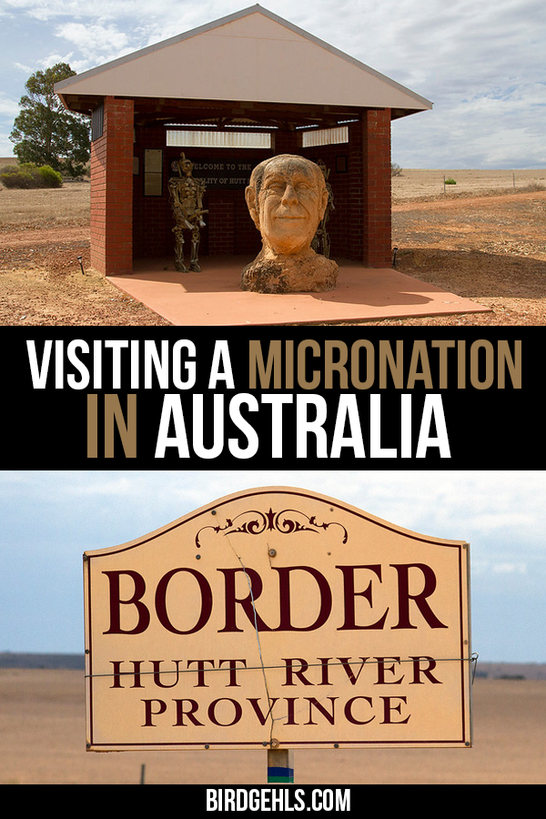 Several hours north of #Perth is #Australia's first micronation, the Principality of Hutt River. Here's what to expect if you visit this sovereign state. / #TravelTips / Offbeat Travel Australia / Unusual things to do in Australia / #WesternAustralia / #JustanotherdayinWA / Things to do in Western Australia /  #SeeAustralia /