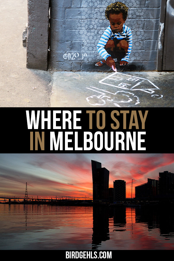 When travelling to #Melbourne, should you stay in the centre of the city, or one of its hip, surrounding suburbs? This guide explores what there is to do, see, eat and drink in the city, as well as areas such as Fitzroy, Brunswick, Prahran and Footscray. Armed with this information, you'll be able to make your choice of where to stay next time you visit this #Australian city. / #traveltips / #Australia / Melbourne Accommodation / Melbourne Hotels / #Melbournecity / #VisitVictoria /