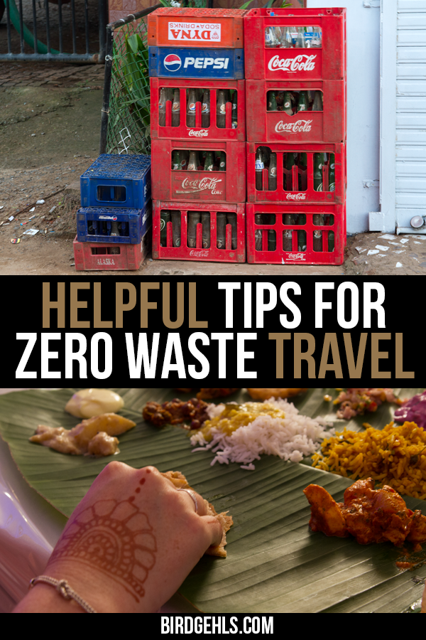 Want to embrace a zero waste lifestyle while on the road, but don't know where to start? Check out these tips for zero waste travel.  / #EcoTraveller / #GreenTravel / #SustainableTravel / Eco friendly products for sustainable travel / Eco-friendly products / Travel accessories / Eco friendly travel bags / #EthicalTravel / #Responsibletravel / #zerowaste / #zerowastetravel / #sustainability /