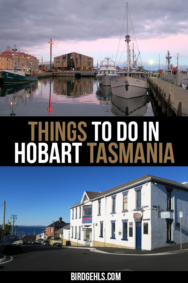 Beautiful scenery, fantastic food and a hecklode of history. Here are 23 fun things to do in #Hobart, one of the loveliest cities in #Australia. Read about day trips from Hobart, restaurants in Hobart, attractions in Hobart, accommodation in Hobart and much more. / #DiscoverTasmania / Things to do in Tasmania / Historical Hobart / #Tasmania / Travel Tips Australia /