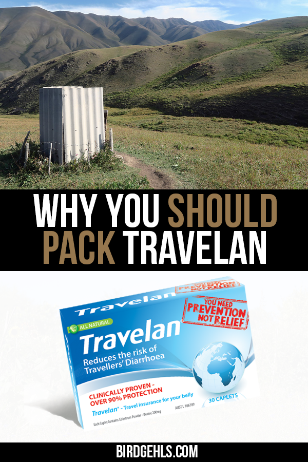 Terrified of contracting the dreaded Bali belly whilst overseas? Travelan is an over-the-counter preventative traveller's diarrhoea treatment, which you take with water before every meal. It can prevent the bacteria which causes these diseases in up to 90% of cases. Read more about it here.