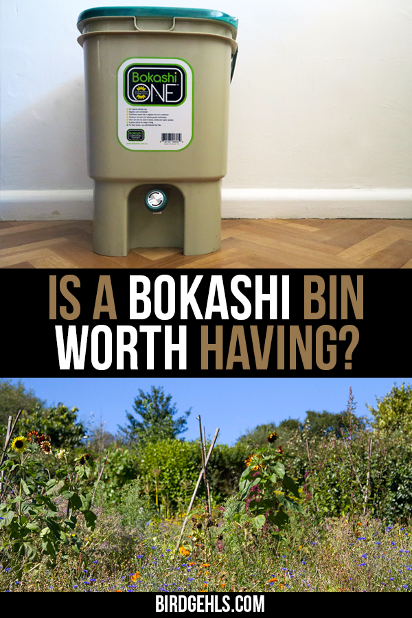 What do you do if you want to compost, but you don't have a garden and live in an apartment? There are a few options out there, such as the Bokashi Bin, which allows you to ferment your food waste, before burying it in the ground. Here is an honest review of the Bokashi One Bin, listing the good and the bad aspects of this process of dealing with food waste. Ultimately, the bin is a good solution for those living in flats. #SustainableLifestyle #Sustainability #Foodwaste