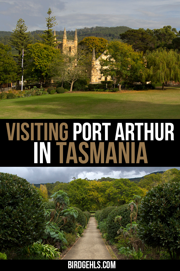 Port Arthur Historic Site is an important part of Australian history and an unmissable experience for any visit to #Tasmania. Click here to find out more about what is known as