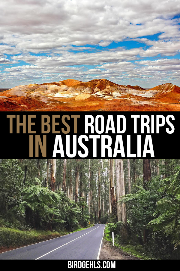 To road trip #Australia is an epic adventure indeed - whether you're taking on a trip spanning thousands of kilometres and many weeks, or a smaller journey to a local sight. Here are some ideas for road trips in Australia, to get you started with your trip planning. / #TravelTipsAustralia / #RoadTrips / #SeeAustralia / Road Trip Itineraries Australia / Australia Travel Inspiration /