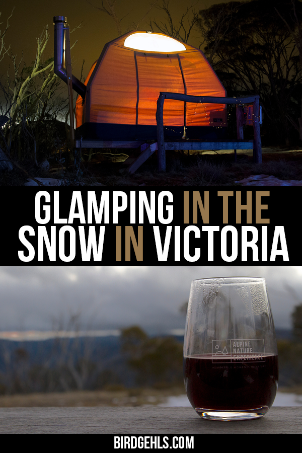 Looking for an unforgettable experience in #Victoria, #Australia?? Here's what it's like to spend the night glamping in the snow with #AlpineNatureExperience. You'll don snowshoes to walk through the bush to a hidden #eco-village, to drink mulled wine and learn how to make fondue - the French way! The night ends, sleeping under the stars in your cosy dome tent... or igloo! / #seeAustralia / #VisitVictoria / #seehighcountry / #yourhappyspace / Unique things to do in Australia / #hothamfondue /