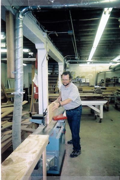 New Melleray Wood Shop