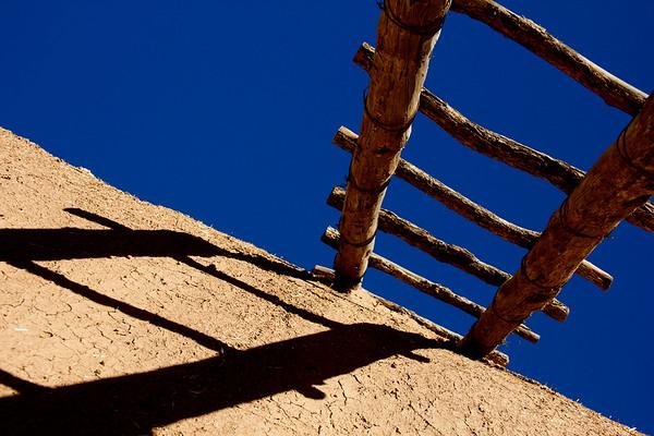 Pueblo Ladder #1