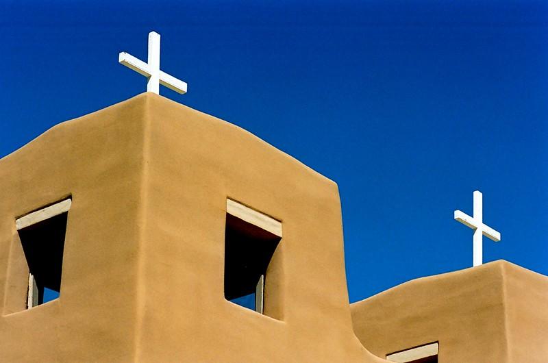 Nambe' Church.