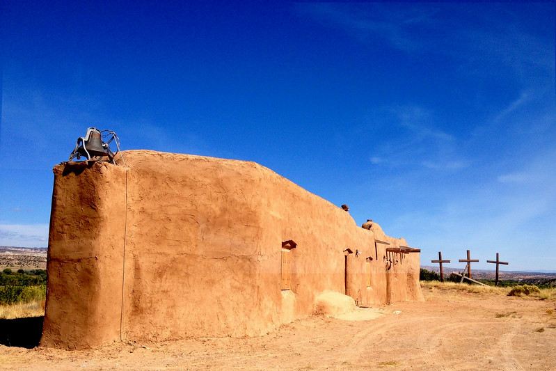 Penitente Morada-Abiquiu New Mexico.