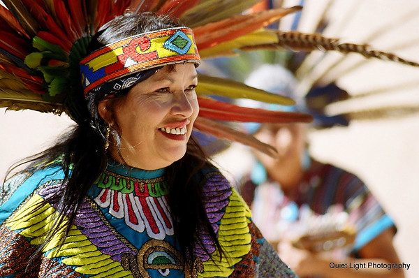 Taos Dancer.