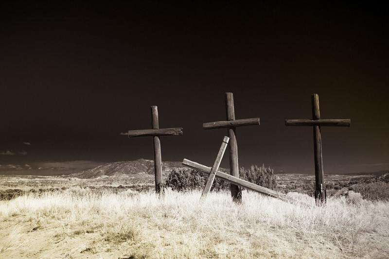 A Fallen Cross