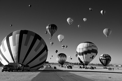 Private Balloon Fiesta