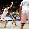 The second quarter of the Santa Fe high School vs Volcano Vista High School at the Pit on Thursday, March 14, 2019. Luis Sánchez Saturno/The New Mexican