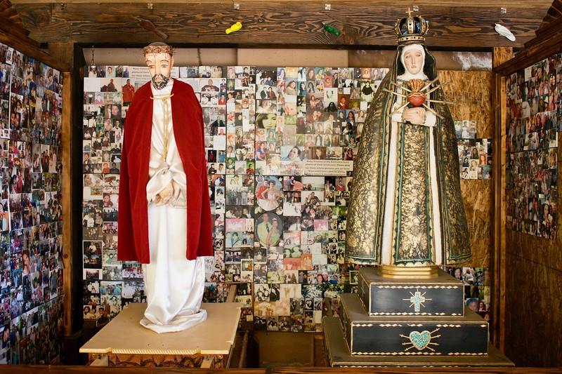 El Santuario Prayer Portal (fragment)