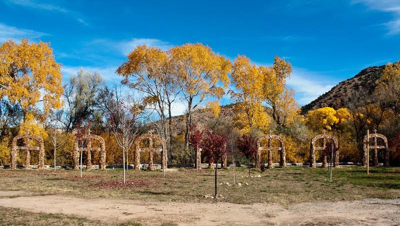 El Santuario Grounds 1