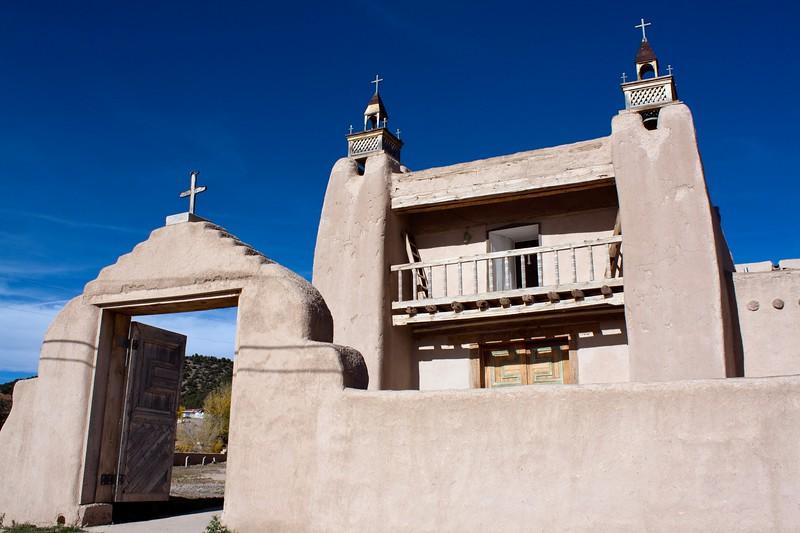 The Church of San Jose de la Gracia 2