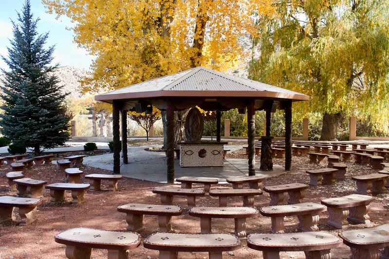 El Santuario Grounds 3