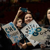 New Mexico High School State Spirit Competition finals held Saturday, March 25, 2017 at the Pit in Albuquerque. Clyde Mueller/The New Mexican