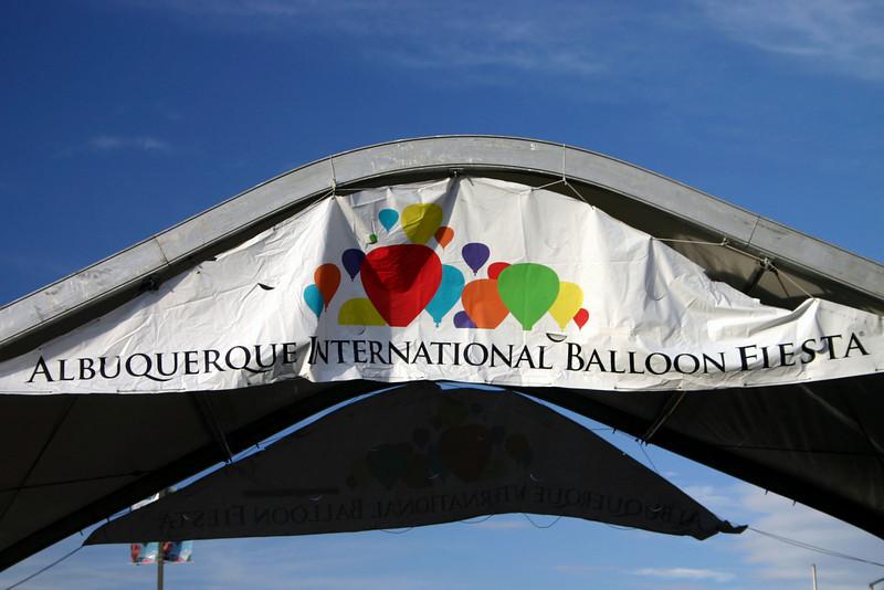 Albuquerque Intl' Balloon Festival
